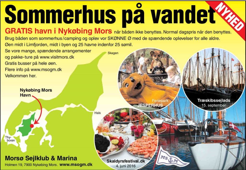 Morsø Sejlklub ann - BådNyt